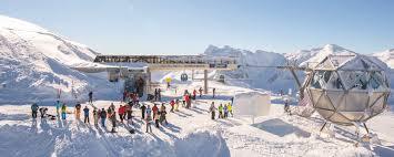 Bad Gastein Skigebiet Saisonzeiten Der Bergbahnen Im Winter In Gastein