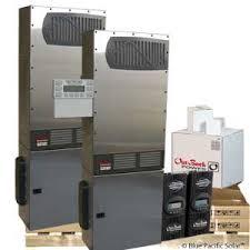 outback 0000w grid solar kit radian 8048a