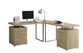72 inch desk with drawers monarch specialties 72 inch x 30 inch x 72 inch corner computer desk