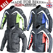 cheap motorbike clothing mens motorcycle motorbike jacket cordura waterproof jeans textile