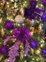 purple christmas tree 558 best purple christmas trees wreaths images on