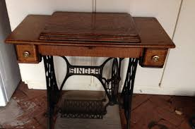 Vintage Singer Sewing Machine Cabinet Old Sewing Machine Cabinets Home Design U0026 Architecture Cilif Com