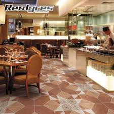 Fast Food Kitchen Design 40x40 Cheap Price Kitchen Design Porcelain Floor Tiles
