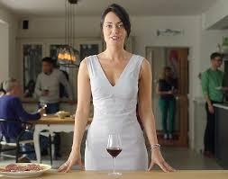 ford commercial actress australia sexist taste the bush advert for australian premier estates wine