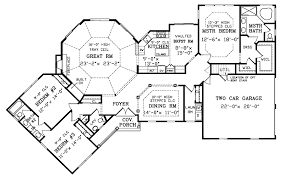 3 bedroom ranch house floor plans birney ranch home plan 016d 0002 house plans and more