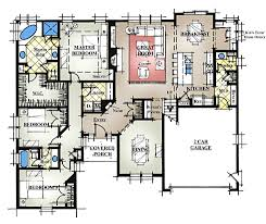 Home Plans With Detached Garage by Garage Floor Plans With Bonus Room U2013 Gurus Floor