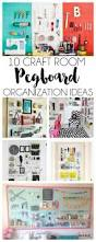 top 25 best pegboard craft room ideas on pinterest craft room 10 craft room pegboard organization ideas