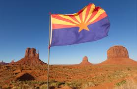 White Flag Meaning Arizona Flag Colors U0026 Meaning Of Az State Flag