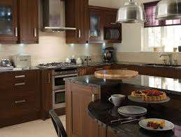 Classic And Contemporary Kitchens Contemporary Kitchen Design Classic Furniture Black Appliances