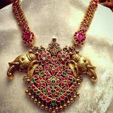 1000 ideas about temple jewellery on indian south