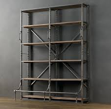 Provincial Bookcase Black French Provincial Bookcase With Ladder Thesecretconsul Com