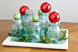 31 days of no spend decorating a christmas centerpiece reinvented