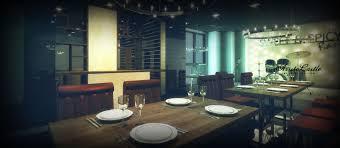 restaurants interior design fit out turnkey service