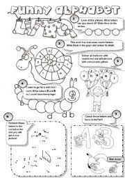 english worksheets body fun anglais english pinterest