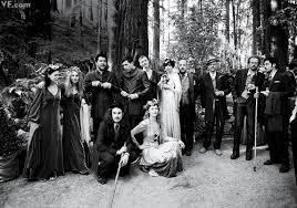 Vanity Fair Celebrity Photos Inside The Extravagant Wedding Of Sean Parker And Alexandra Lenas