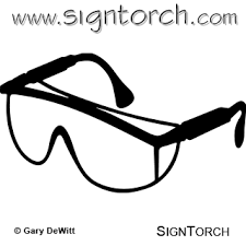 glasses clipart safety glasses clipart