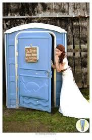 wedding porta potty pretty up the porta potties cing outdoor