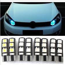 car dome light bulbs t10 w5w 6 light bead smd led car interior light bulb 11street