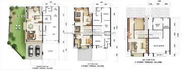 Saujana Residency Floor Plan Dillenia Setia Greens Apartment Penang Com