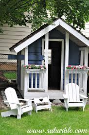 10 inspiring playhouses suburble