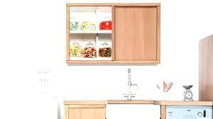 porte de placard cuisine sur mesure portes de placard cuisine facade placard bois porte de placard sur