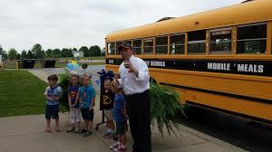 Ohio travel bus images Wayland alexander elementary school JPG