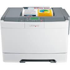 26c0050 refurbished lexmark c544n color laser printer for offices