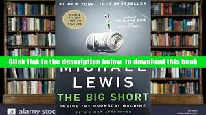 free download the big short inside the doomsday machine michael