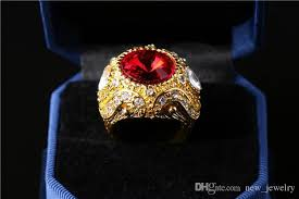 emerald jewelry rings images Best top quality luxury crown sapphire ruby emerald jewelry ring jpg