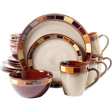 Corelle 76 Piece Dinnerware Set Gibson Casa Estebana 16 Piece Dinnerware Set Dishes Pinterest
