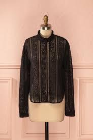 die 25 besten black lace blouse ideen auf pinterest