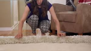 How To Clean A Fluffy Rug How To Vacuum A Carpet Rug U0026 Shag Rug Clean My Space