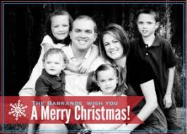 personalized christmas cards 10 free personalized christmas cards with photos inside and out