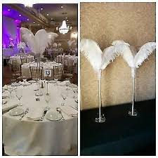 Ostrich Feather Centerpiece White Ostrich Feathers Kijiji In Ontario Buy Sell U0026 Save