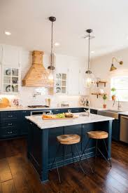 How Do You Paint Metal Kitchen Cabinets Kitchen by Have You Considered Using Blue For Your Kitchen Cabinetry