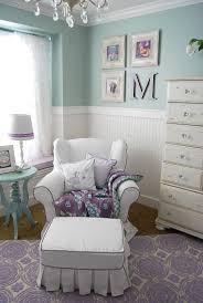 Purple Nursery Decor Mint And Purple Nursery Lovely Walls Of Pinterest