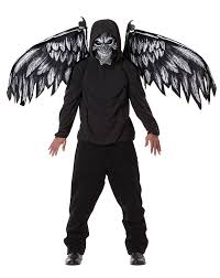 White Angel Halloween Costume Amazon California Costumes Fallen Angel Mask Wings
