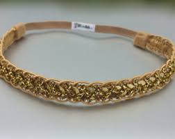 gold headbands gold headbands etsy