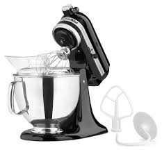 Kitchenaid Classic Stand Mixer by Kitchen Aid Hoousehold Artisan 5qt Cobalt Black Mixer
