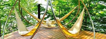 Hammock Backyard Unique Trinity Hammocks For Complete Relaxation And Beautiful