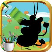 app shopper cartoon book oggy cockroaches olivia edition