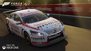 nissan altima 2015 limited edition all five v8 supercar manufacturers announced in forza 6 partnership