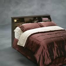 Sauder Oak Bookcase by Bookcase Headboard Queen Better Homes And Gardens Lafayette