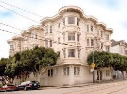 San Francisco Parcel Map by Apartment Buildings