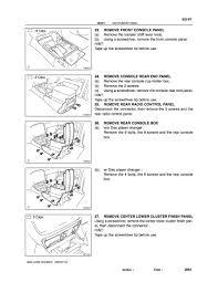 tlc lexus san diego diy ipod integration install 2002 lexus lx 470 w factory nav