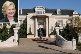 Hillary Clinton Homes by Hillary To Visit Notorious Mob Mansion For Fundraiser New York Post