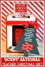 easy teacher christmas gift idea you warm my heart thank you for