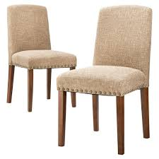 Navy Upholstered Dining Chair Chair Beautiful Set Of Upholstered Beige Fabric Dining Chairs