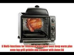 elite cuisine toaster toaster ovens best maximatic ero 2008s elite cuisine 6 slice