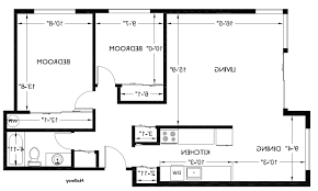 home design 2 bedroom house plans with walkout basement within